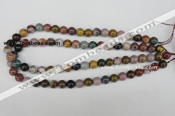 CAA232 15.5 inches 12mm round ocean agate gemstone beads wholesale