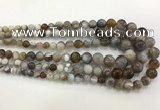 CAA3700 15.5 inches 6mm - 13mm round Botswana agate graduated beads