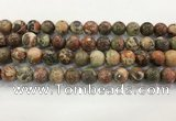 CAA3702 15.5 inches 12mm round rainforest agate beads wholesale