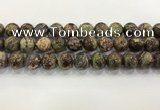 CAA3704 15.5 inches 16mm round rainforest agate beads wholesale