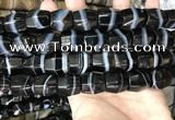 CAA3955 15.5 inches 18*18mm Madagascar agate beads wholesale