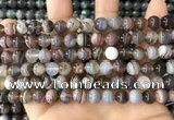 CAA4916 15.5 inches 6mm round Botswana agate beads wholesale