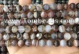 CAA4917 15.5 inches 8mm round Botswana agate beads wholesale