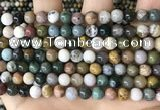 CAA4921 15.5 inches 6mm round ocean agate beads wholesale