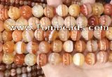 CAA4953 15.5 inches 12mm round Madagascar agate beads wholesale