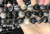 CAA4962 15.5 inches 14mm round Madagascar agate beads wholesale