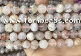 CAA5250 15.5 inches 10mm round sakura agate beads wholesale