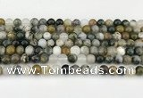 CAA5330 15.5 inches 6mm round ocean agate beads wholesale