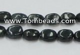 CAB126 15.5 inches 8*10mm oval moss agate gemstone beads wholesale