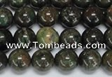 CAF102 15.5 inches 6mm round Africa stone beads wholesale