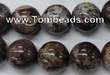 CAG1793 15.5 inches 16mm round rainbow agate beads wholesale