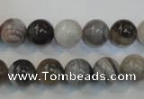 CAG2413 15.5 inches 10mm round Chinese botswana agate beads
