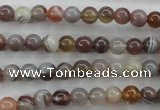 CAG3681 15.5 inches 6mm round botswana agate beads wholesale