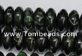 CAG5645 15 inches 9*18mm rondelle agate gemstone beads wholesale
