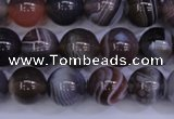 CAG5953 15.5 inches 10mm round botswana agate beads wholesale