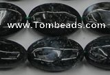 CAG6792 15.5 inches 15*20mm oval Indian agate beads wholesale