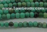 CAG7903 15.5 inches 4mm round grass agate beads wholesale