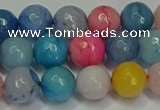 CAG9130 15 inches 8mm round agate gemstone beads wholesale