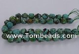 CAG9613 15.5 inches 14*16mm - 15*18mm faceted nuggets ocean agate beads