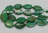 CAG9693 15.5 inches 25*35mm - 30*40mm freeform ocean agate beads