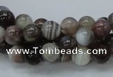 CAG980 15.5 inches 10mm round botswana agate beads wholesale