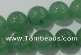 CAJ406 15.5 inches 16mm round green aventurine beads wholesale