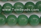 CAJ616 15.5 inches 16mm round AA grade green aventurine beads