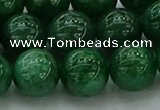 CAJ724 15.5 inches 12mm round green aventurine beads wholesale