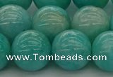 CAM1556 15.5 inches 16mm round natural peru amazonite beads