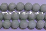 CAM753 15.5 inches 10mm round natural amazonite gemstone beads