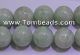 CAM755 15.5 inches 14mm round natural amazonite gemstone beads