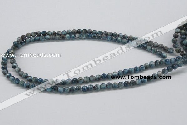 CAP05 15.5 inches 6mm round apatite gemstone beads wholesale