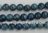 CAP203 15.5 inches 8mm round natural apatite gemstone beads