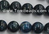 CAP205 15.5 inches 13mm round natural apatite gemstone beads