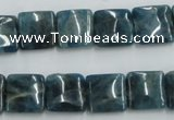 CAP211 15.5 inches 12*12mm square natural apatite gemstone beads