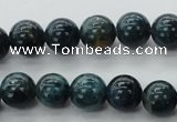 CAP303 15.5 inches 10mm round natural apatite gemstone beads