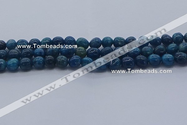 CAP379 15.5 inches 8*10mm nuggets apatite gemstone beads