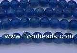 CAP540 15.5 inches 4mm round natural apatite gemstone beads