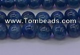 CAP541 15.5 inches 6mm round natural apatite gemstone beads
