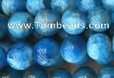 CAP588 15.5 inches 6mm round apatite gemstone beads