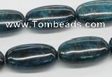 CAP65 15.5 inches 15*20mm oval dyed apatite gemstone beads wholesale