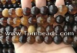 CAR222 15.5 inches 12mm round natural amber beads wholesale