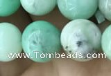 CAU423 15.5 inches 9mm round Australia chrysoprase beads