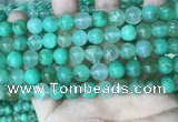 CAU443 15.5 inches 9mm round Australia chrysoprase beads