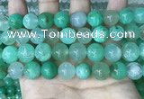 CAU446 15.5 inches 12mm round Australia chrysoprase beads