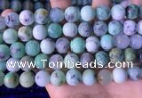 CAU469 15.5 inches 12mm round Australia chrysoprase beads
