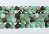 CAU485 15.5 inches 10mm round Australia chrysoprase beads