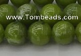 CAU503 15.5 inches 10mm round Chinese chrysoprase beads wholesale