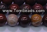 CBD305 15.5 inches 14mm round brecciated jasper beads wholesale