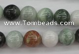 CBJ611 15.5 inches 12mm round jade beads wholesale